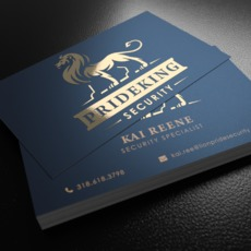 Foil Business Card Printing